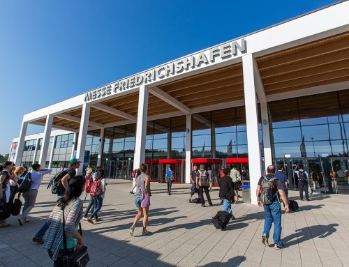 RDA Group Travel Expo 2018 in Friedrichshafen